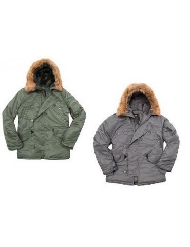 Kabát ALPHA N3B