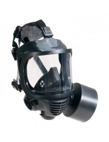 Maska plynová celotvárová CM-6S