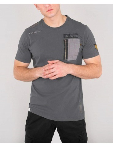Tričko ALPHA Utility Pocket T