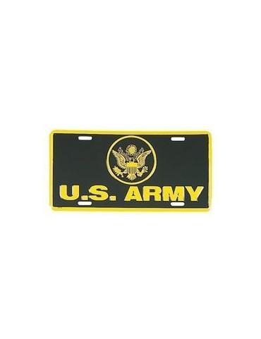 Ceduľa kovová, U.S. ARMY