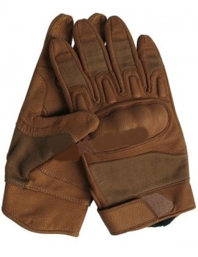 Rukavice NOMEX tactical, coyot