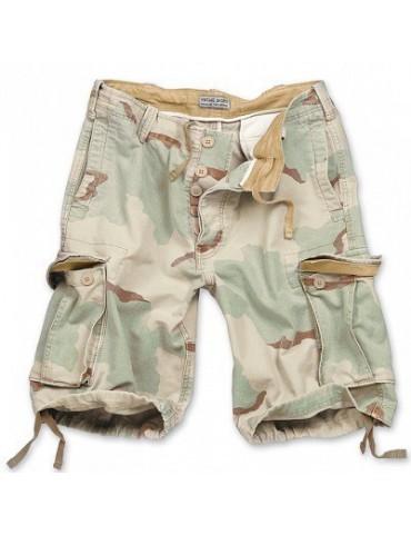 Nohavice krátke VINTAGE, irak