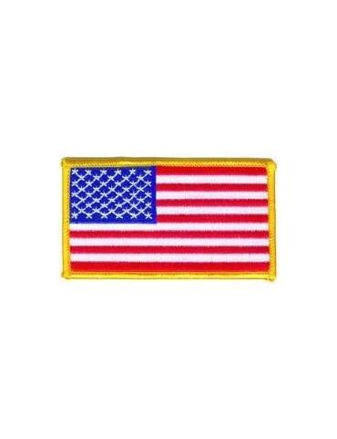 Nášivka USA zástava - pár