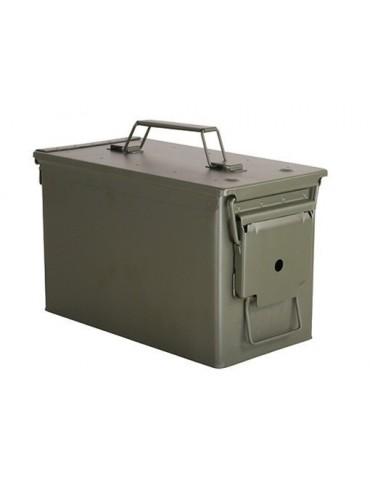 Box US kovový na muníciu CAL.50