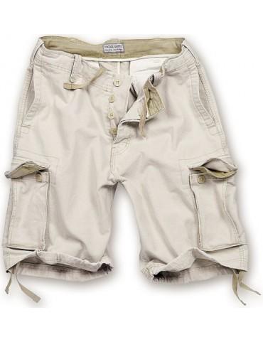 Nohavice krátke VINTAGE, coyot