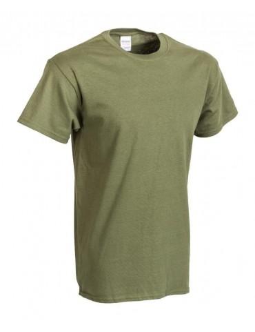 Tričko GILDAN nadrozmerné veľkosti, oliv