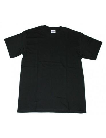 Tričko GILDAN nadrozmerné veľkosti, čierne