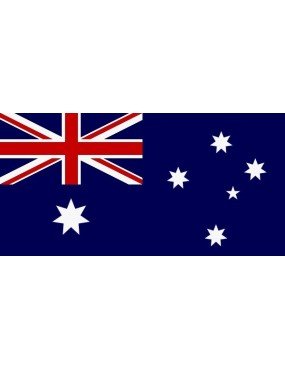 Vlajka Austrália, zástava