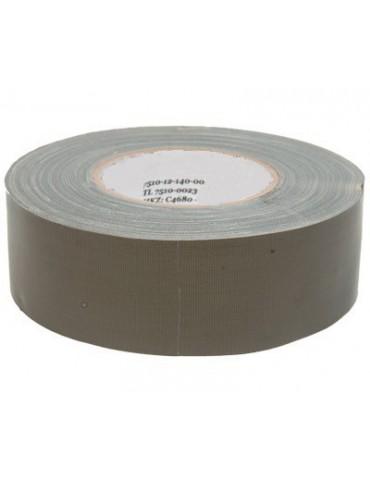 Páska armádna vodeodolná 50 mm, oliv