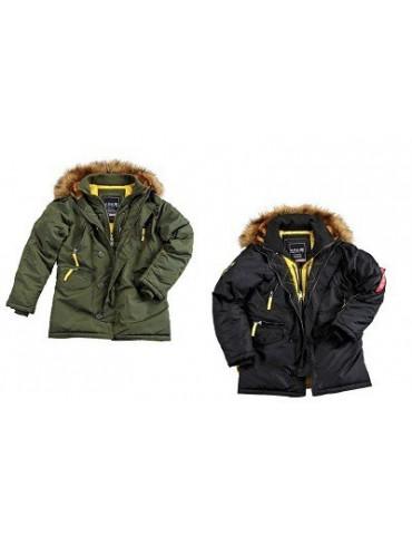 Kabát ALPHA PPS N3B