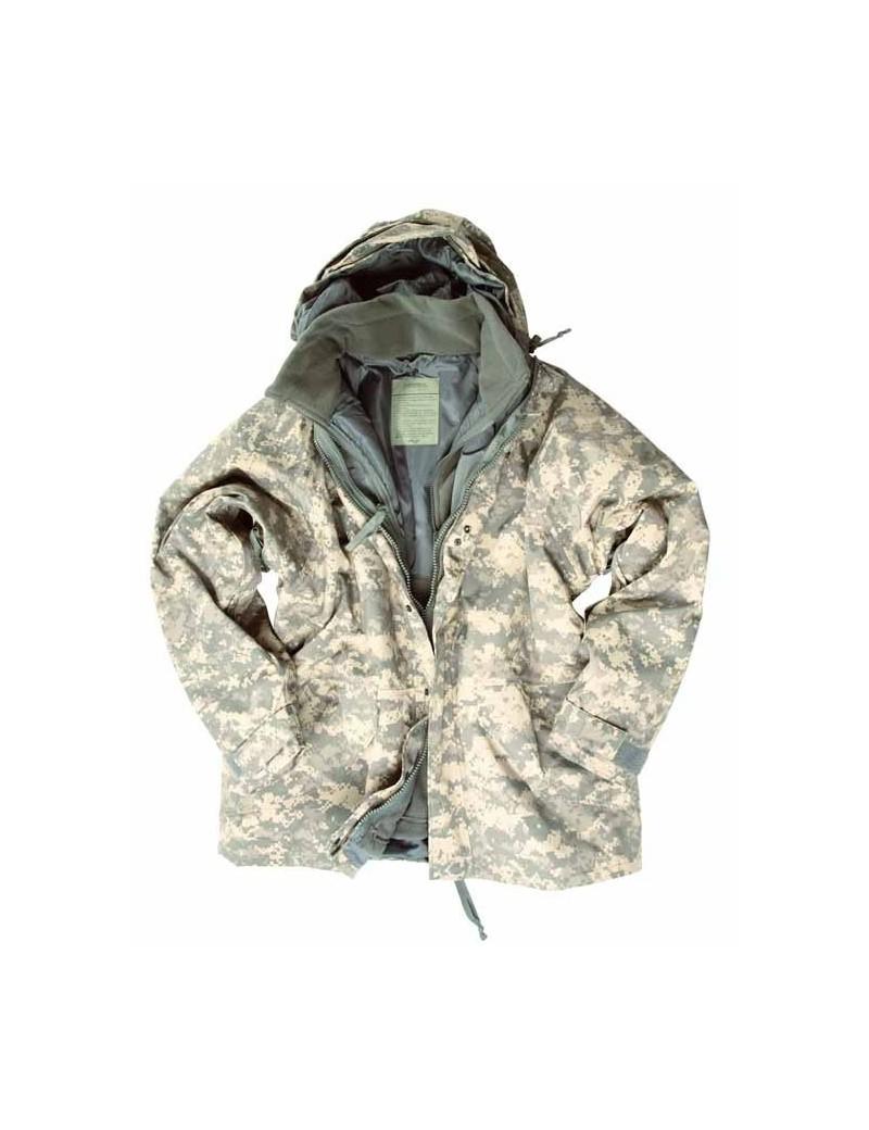 Kabát nepremokavý, AT digital