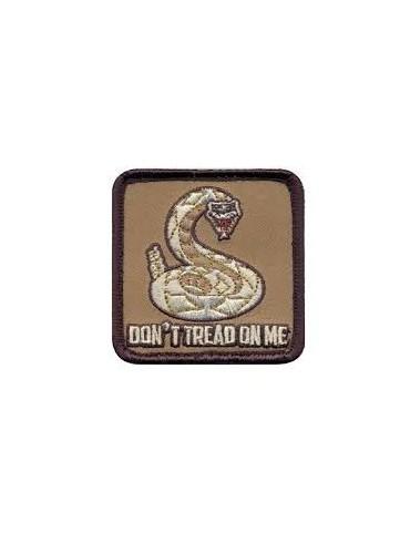 Nášivka kobra DON´T TREAD ON ME