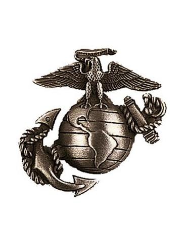 Odznak USMC, bronz