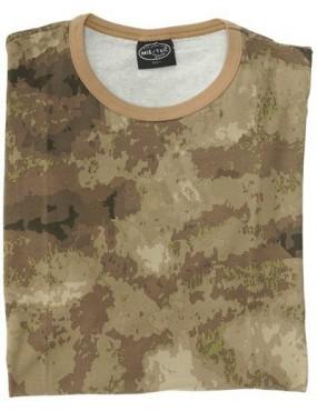 Tričko kr. rukáv elastické, FG mach