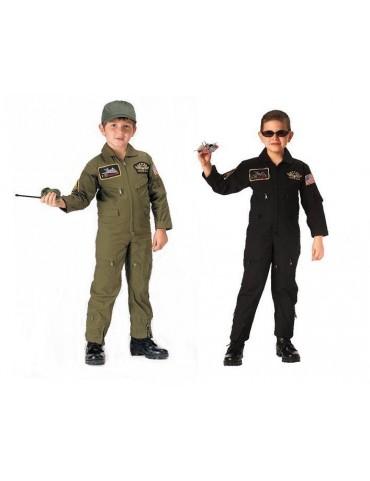 Overal detský US PILOT