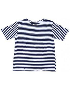 Tričko námornícke detské, kr.rukáv