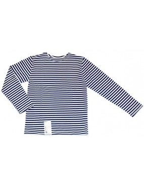 Tričko námornícke detské, dl.rukáv