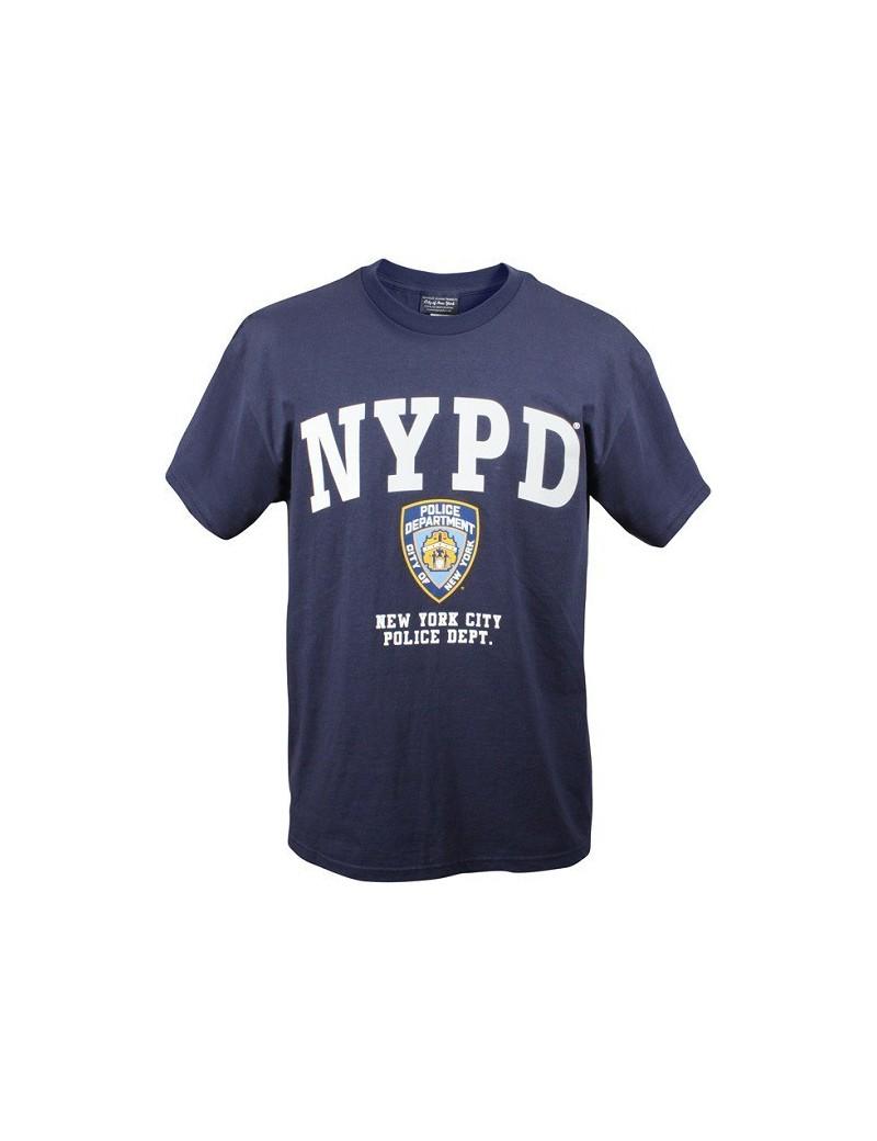 Tričko POLICE NYPD