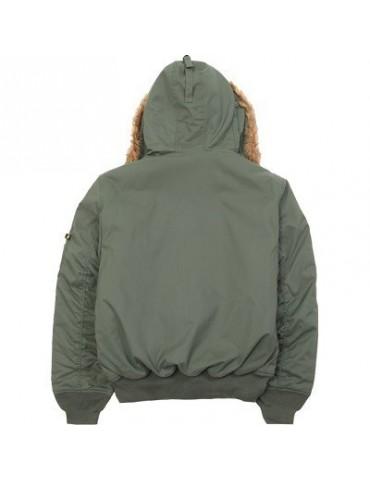 Bunda ALPHA 45/P Hooded X
