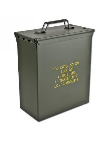 Box US kovový na muníciu CAL.50 LARGE