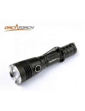 Svietidlo taktické ORCATORCH T20