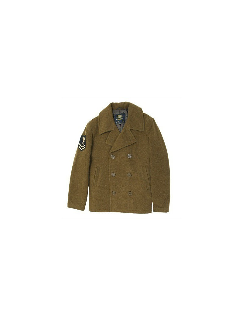 Kabát vlnený Captain Moss