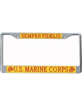 Rámik MARINE CORPS na značku