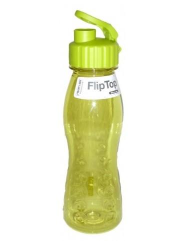 Fľaša FLIP TOP plastová