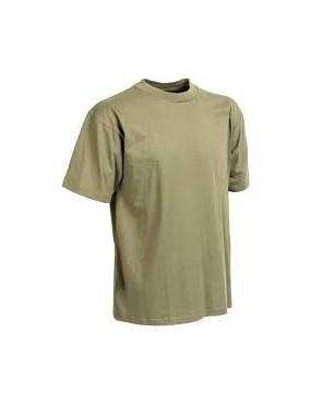 Tričko kr. rukáv so suchým zipom