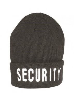 Čiapka SECURITY pletená