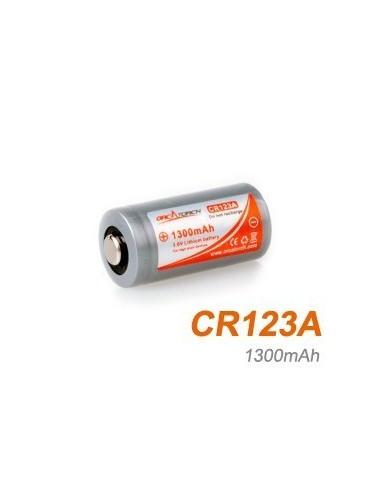 Batéria CR 123A /1300mAh/