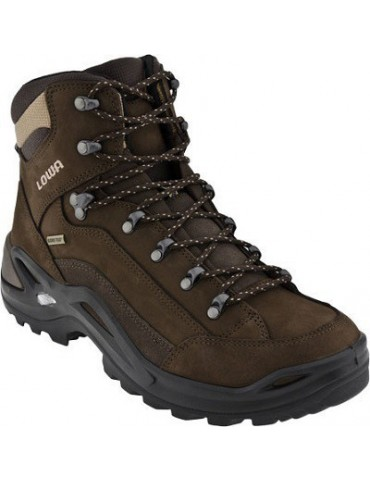 Obuv LOWA Renegade MID, brown