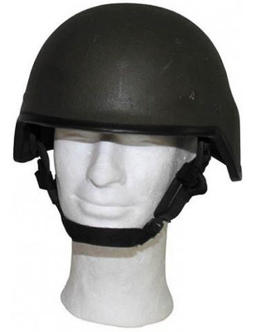 Prilba Kevlar NATO, použitá