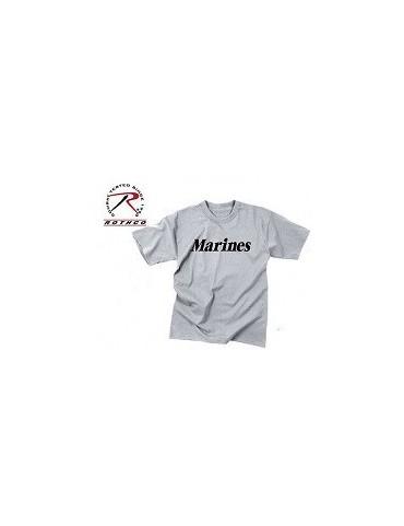 Tričko s potlačou Marines
