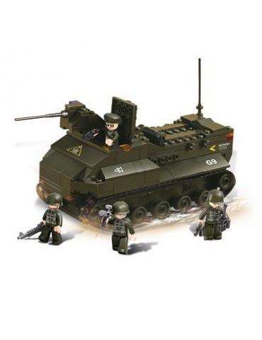 Stavebnica ARMY 6300 transportér
