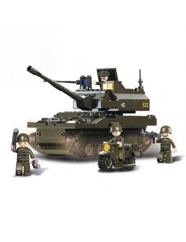 Stavebnica ARMY 9800 tank