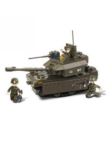 Stavebnica ARMY 287 tank