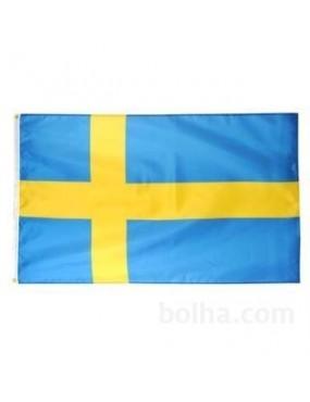 Vlajka Švédsko, zástava