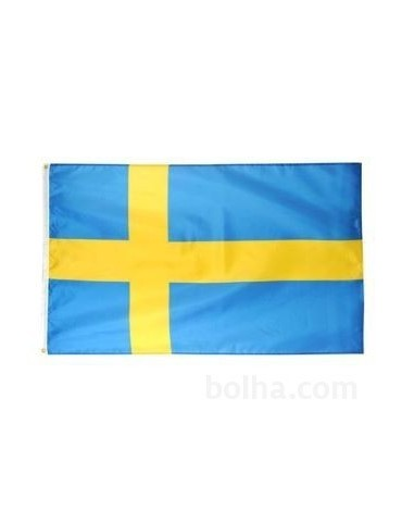 Zástava Švédsko