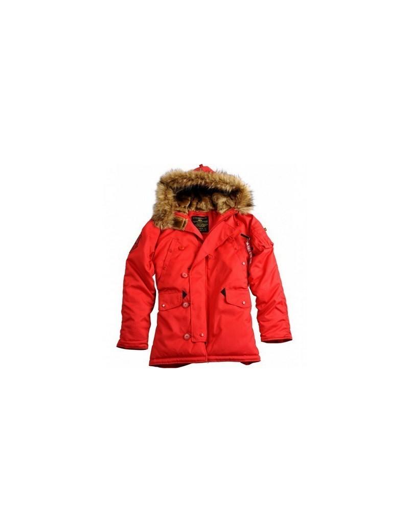 Kabát ALPHA Explorer, dámsky