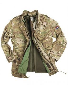 Kabát army originál, multicam