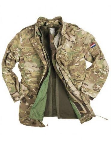 Kabát armádny multikam, originál