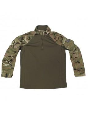 Tričko UBAC bojové britské, multikam