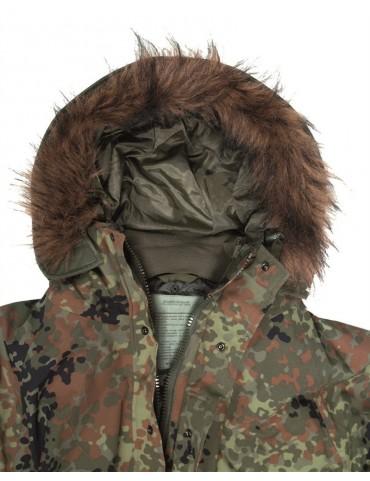 Kožušinový golier na kabát-umelá kožušina