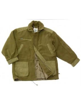 Kabát HUNTER Fleece, oliv
