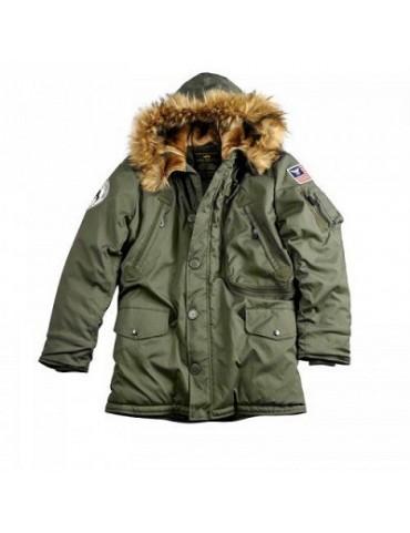 Kabát ALPHA Polar