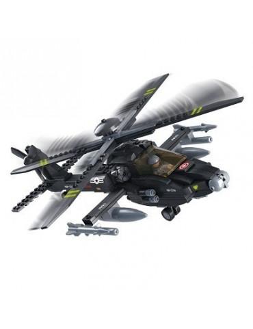 Stavebnica ARMY Vrtuľník 0511