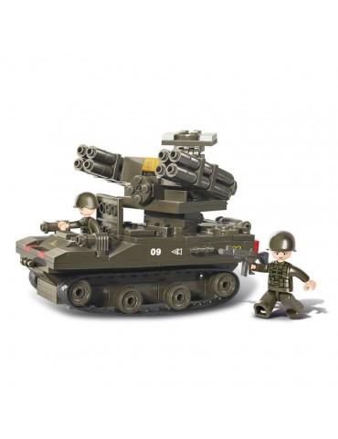 Stavebnica ARMY 0283 Raketomet