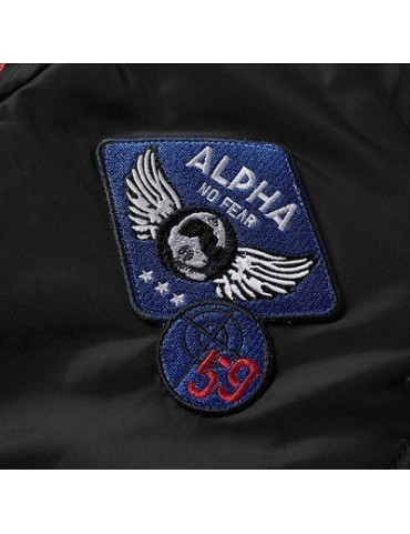 Bunda ALPHA MA-1 TT Patch II