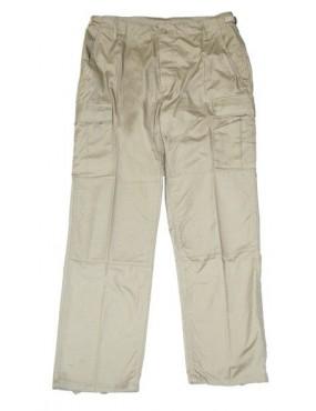 Nohavice BDU rip-stop, pieskové
